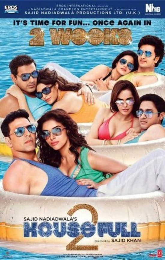 Housefull-2-New-Posters