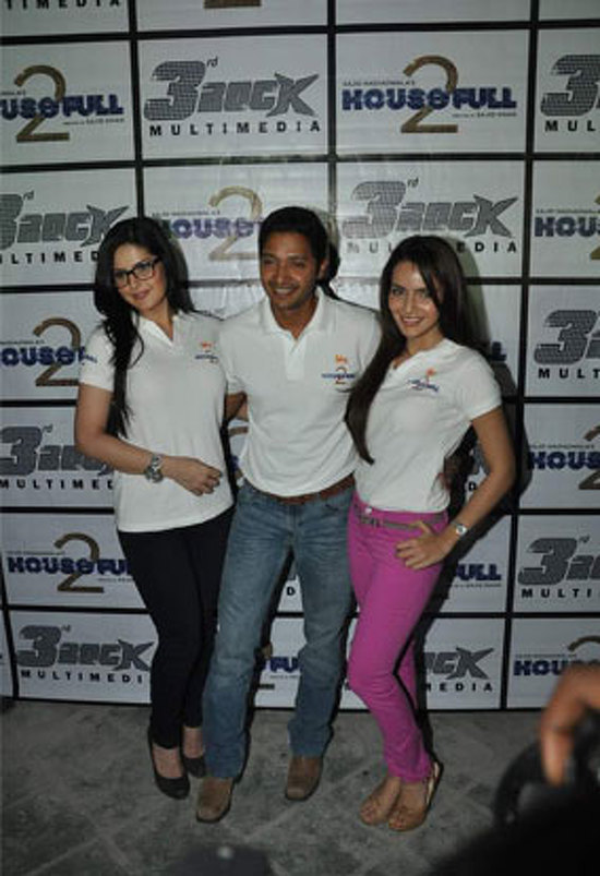 Housefull 2 Stars On A Promotional Spree