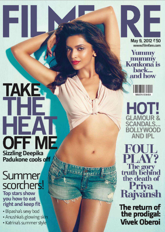 deepika-padukone-on-filmfare-may-2012