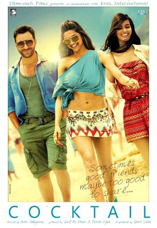 Download Cocktail (2012) Hindi Movie MP3 [320Kbps/128kbps],mediafire link,coctail (2012) hindi movie download,bollywood movie download.