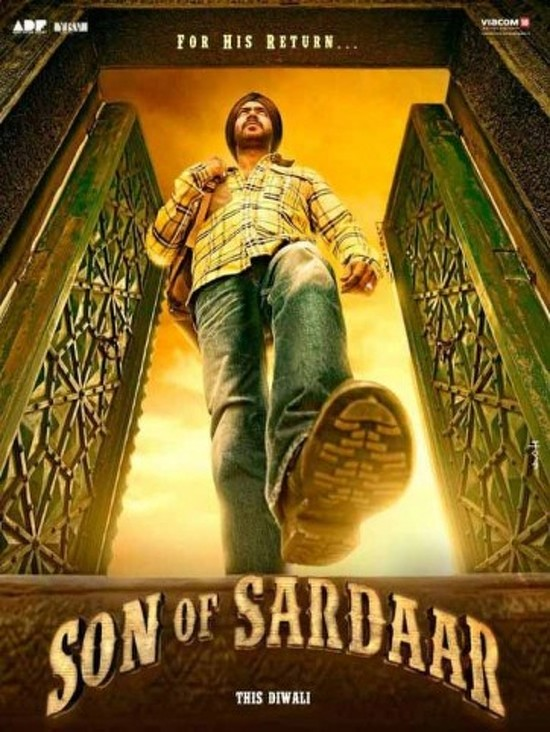 Son-Of-Sardar-First-Look-Poster-1
