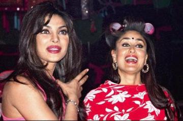 Priyanka-Kareena-On-The-Sets-Of-Heroine