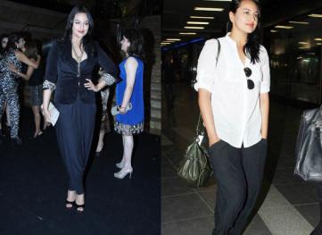 Sonakshi-Sinha-Dhoti-Pants-Fashion-Style