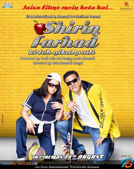 [Image: New-poster-of-Shirin-Farhad-Ki-Toh-Nikal...jpg?2e60b4]