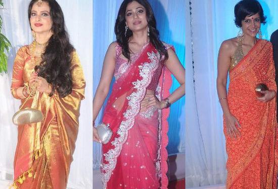 Stars Dazzle At Esha Deols Wedding Reception