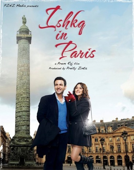 Ishkq-In-Paris-Trailer