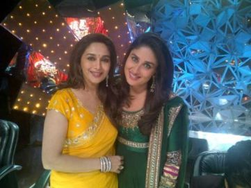 Kareena-With-Madhuri-On-Jhalak