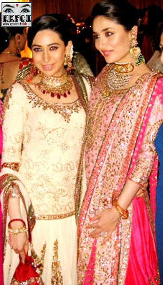 First Pictures Of Kareena Kapoor From Her Wedding Reception In Delhi