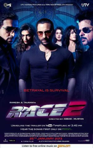 Race-2-Theatrical Trailer