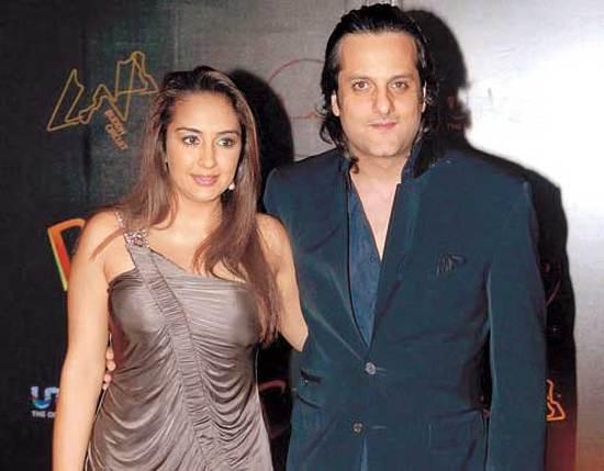 Fardeen Khan's wife suffers miscarriage - Talk Bollywood