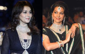 Madhuri-Juhi-Bond-On-Sets-Of-Gulab-Gang