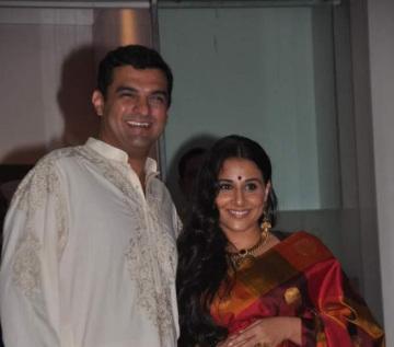 Vidya-Balan-Wedding-Party-Pics