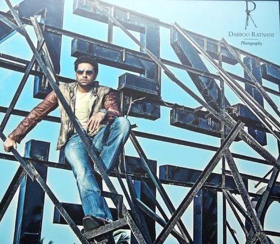 Abhishek Bachchan-Dabboo Ratnani 2013 Calendar-Pic