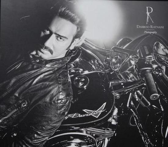 Ajay Devgn-Dabboo Ratnani 2013 Calendar-Pic