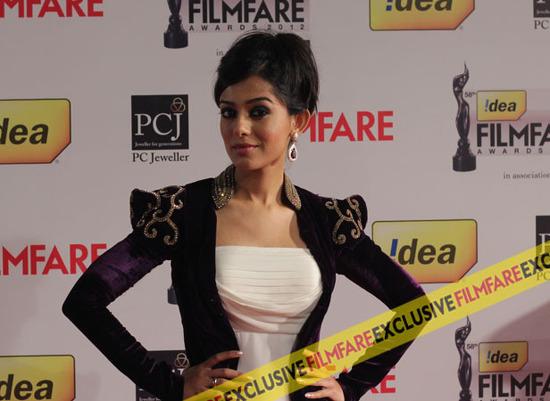 Amrita-Rao-Filmfare-Awards-2013