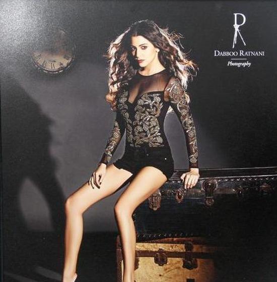 Anushka Sharma-Dabboo Ratnani 2013 Calendar-Pic