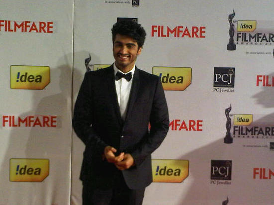 Arjun-Kapoor-At-Filmfare-Awards-2013