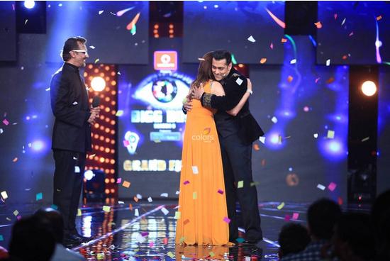 Bigg Boss 6-Finale-Pictures-Salman Khan