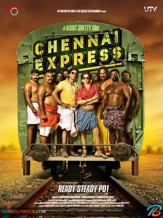 Chennai Express-Poster-SRK-Deepika-tbwm
