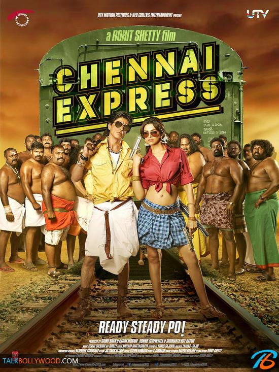 Chennai-Express-Poster-Shahrukh Khan-Deepika-Padukone-tbwm