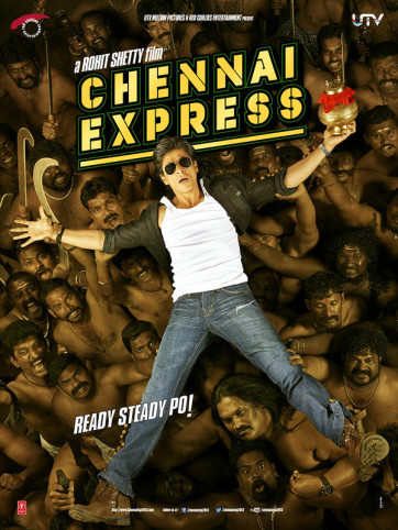 Chennai Express-Poster-tbwm