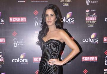 Katrina Kaif-At-Screen Awards 2013