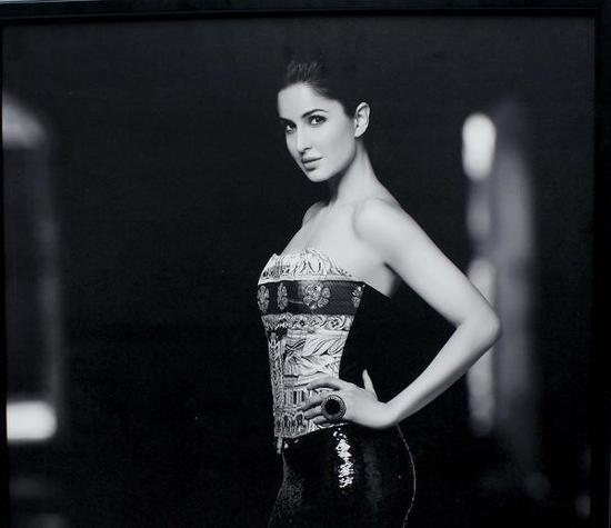 Katrina Kaif-Dabboo Ratnani 2013 Calendar-Pic