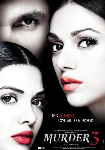 Murder 3-Official Poster-tbwm