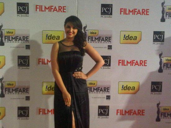 Parineeti-Chopra-Filmfare Awards 2013