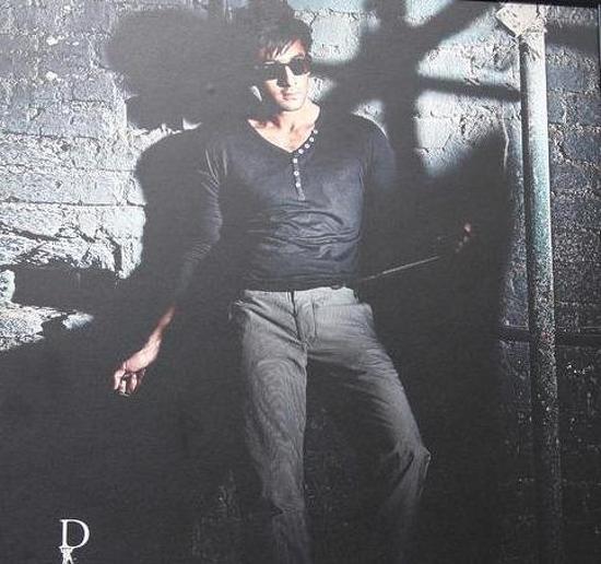 Ranbir Kapoor-Dabboo Ratnani 2013 Calendar-Pic