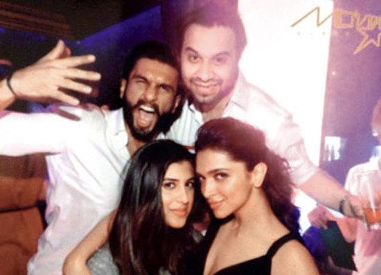Ranveer-Singh-Deepika-Padukone-Dubai-Party-2013