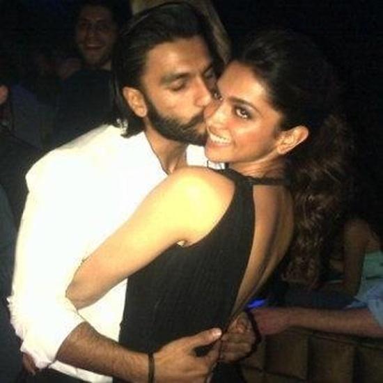 Ranveer-Singh-Deepika-Padukone-Kissing-In-Dubai