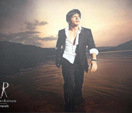 Shahrukh Khan-Dabboo Ratnani 2013 Calendar-Pic