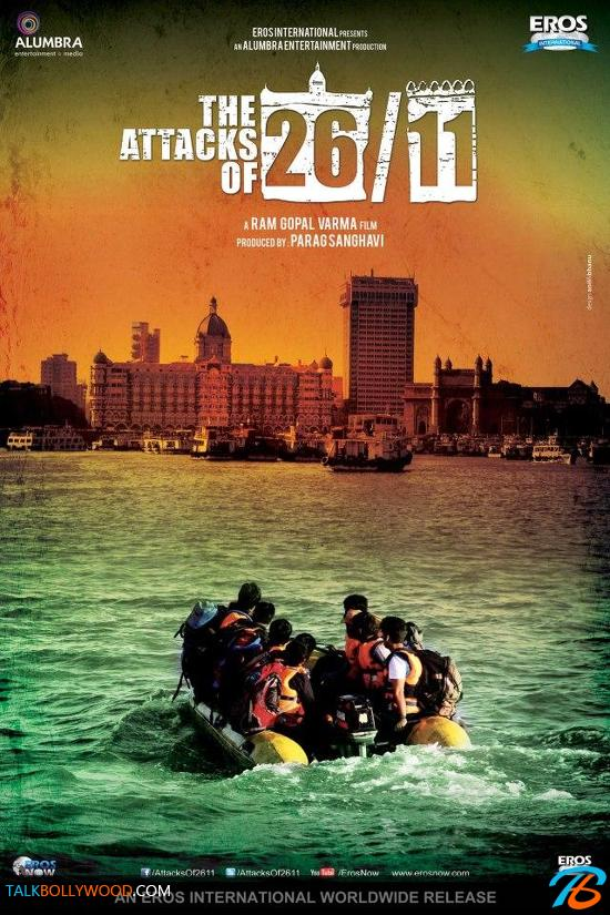The Attacks Of 2611-Official Movie Poster-tbwm