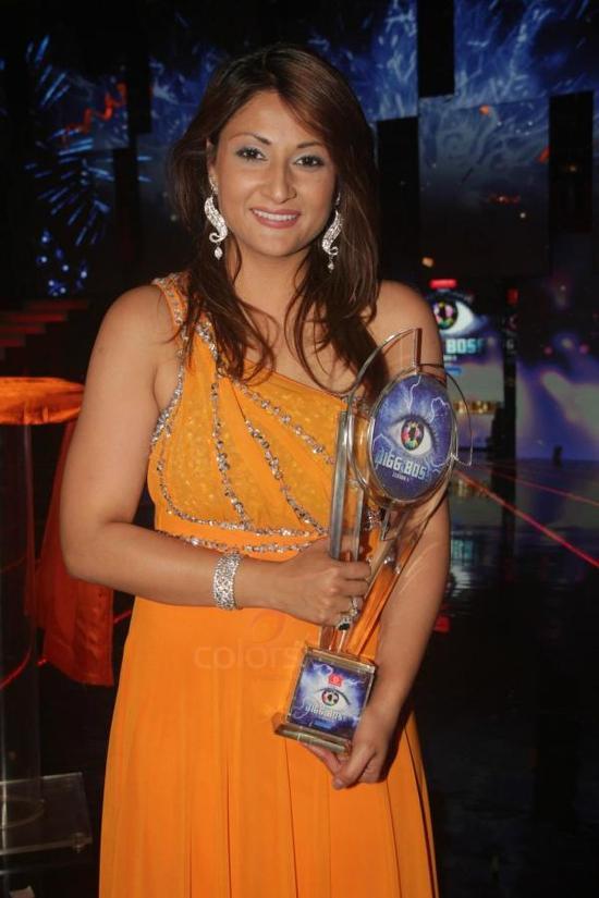 Urvashi Dholakia-Wins-Bigg Boss 6