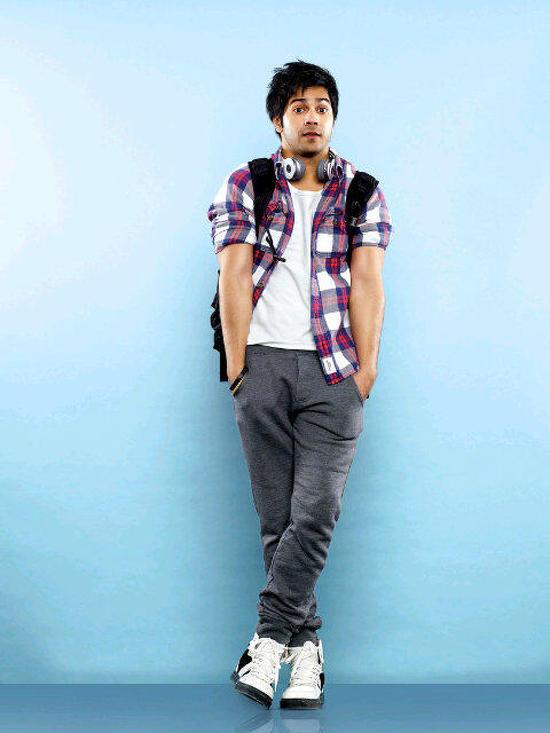 Varun Dhawan-In-Ekta Kapoor-Movie-Pic