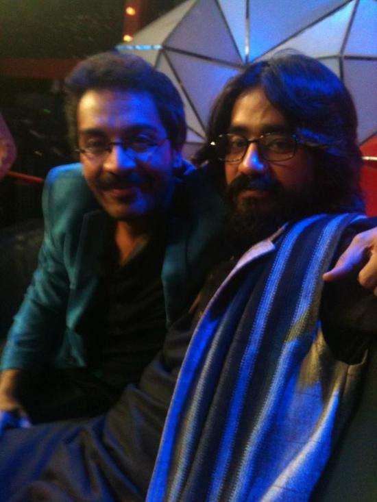 Vrajesh Hirjee-Aseem Trivedi-Bigg Boss 6 Finale