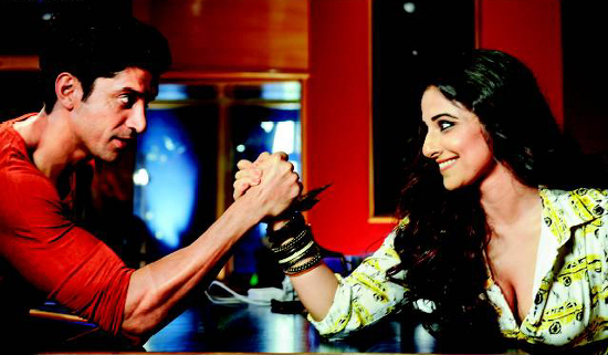 Farhan-Akhtar-And-Vidya-Balan-In-Shaadi-Ke-Side-Effects