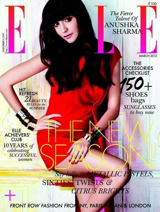 Anushka-Sharma-On-Elle-March-2013