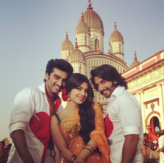 Gunday-On-Location-Photo