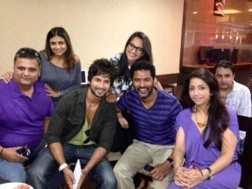 Rambo-Rajkumar-On-Location-Picture