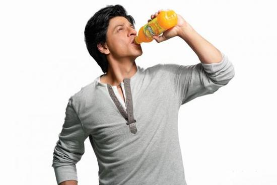 SRK-Frooti-Ad-Photo