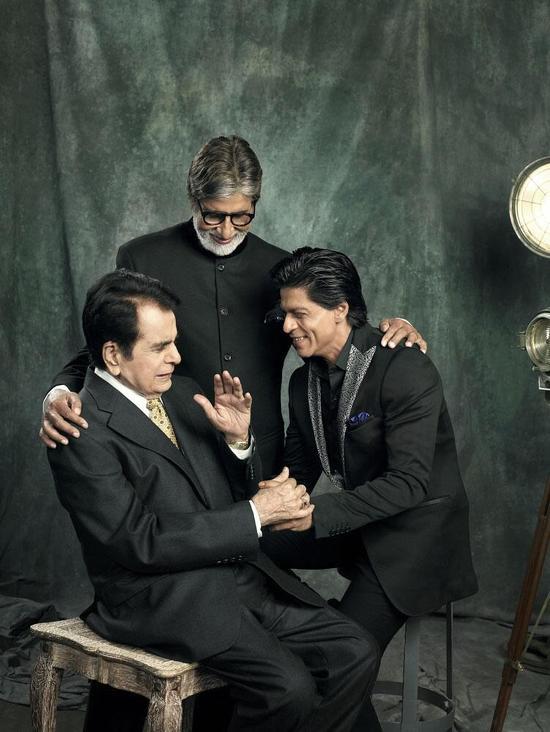 SRK-Amitabh-Bachchan-Dilip-Kumar-Filmfare-Photoshoot-1