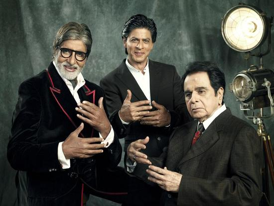 SRK-Amitabh-Bachchan-Dilip-Kumar-Filmfare-Photoshoot-3