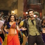 Madhuri-Ranbir-In-Ghagra-Song