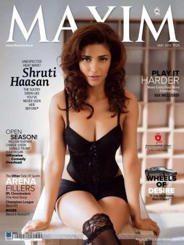 Shruti-Hassan-Maxim-Cover-2013-tbwm