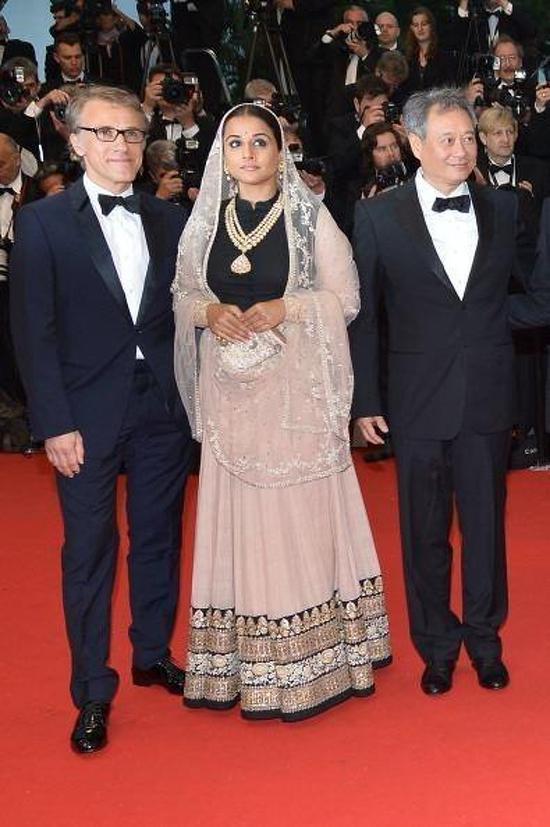 Vidya-Balan-At-The-Great-Gatsby-Screening