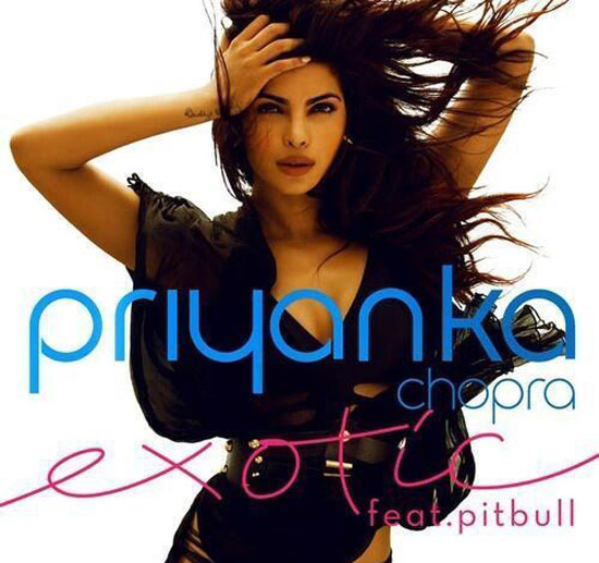 Priyanka-Chopra-New-Single-Exotic